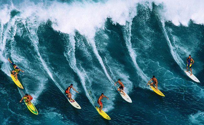 5 กีฬาทางน้ำสุด Extreme ยอดนิยม ตื่นเต้น แถมสนุก
